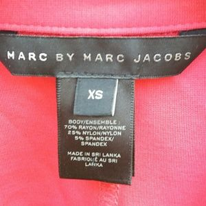 Marc By Marc Jacobs Jackets & Coats - 👜Marc by Marc Jacobs fuschia Ponte knit blazer👜